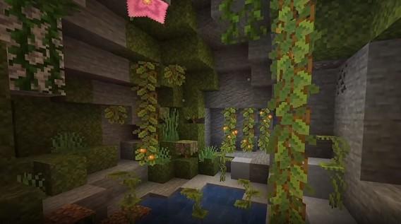 Майнкрафт лес