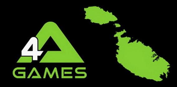 4a games логотип разработчиков