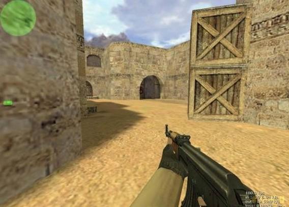 AK-47 Counter Strike
