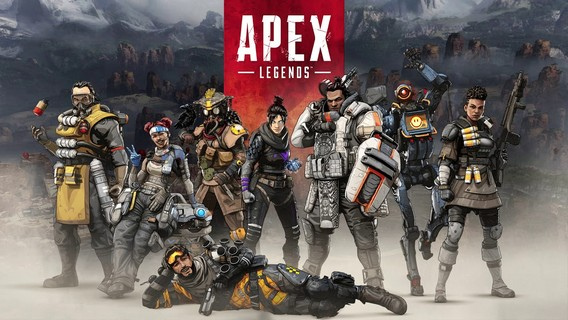 Apex Legends все герои