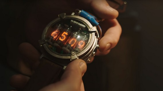 Часы из Metro Exodus Artyom Edition