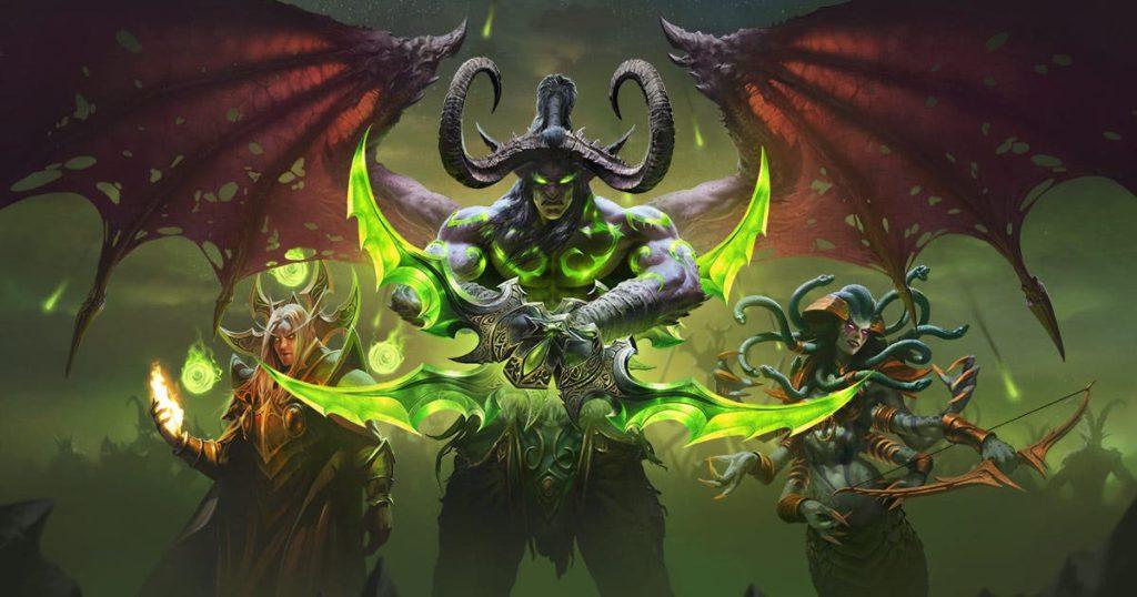 Чем отличаются издания World of Warcraft Burning Crusade Classic
