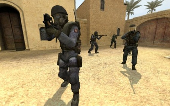 Counter Strike contrterrotist