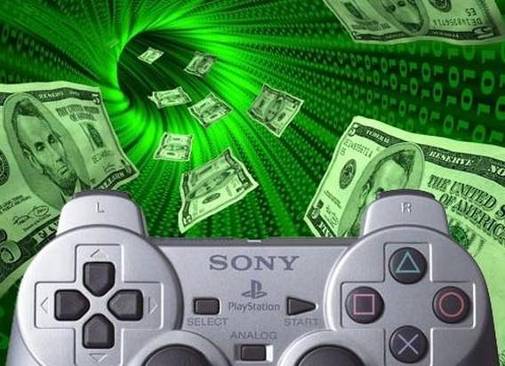 Деньги на игры