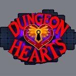 Dungeon Hearts логотип