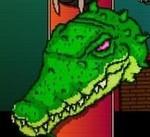 Маска Крокодила - Джонс