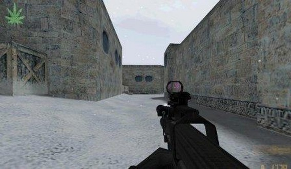 FN P90 Counter Strike