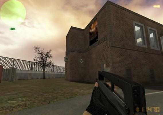Famas Counter Strike