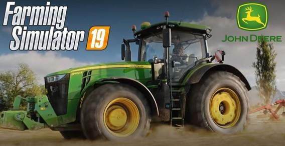 Farming Simulator 2019 John Deere