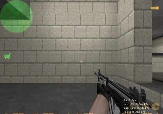 Galil Counter Strike