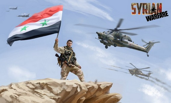 Игра Syrian Warfare