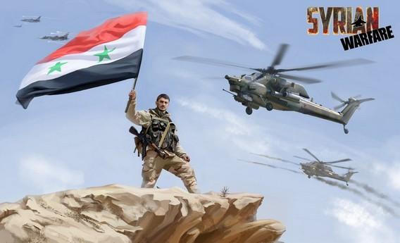 Игра Syrian Warfare