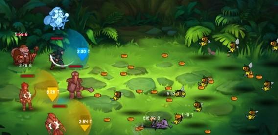 Игра Tap Adventure Time Travel