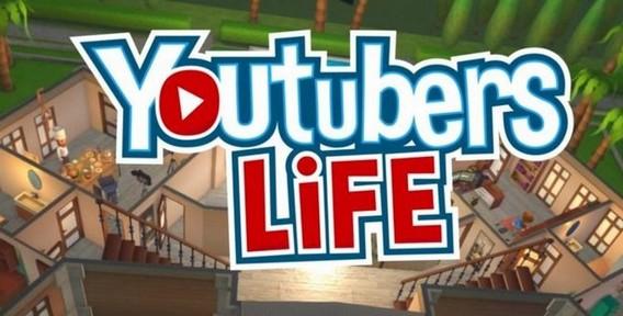 Игра Youtubers Life. Логотип