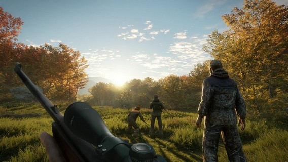 Игра theHunter. Call of the Wild