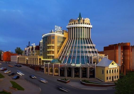 Калуга отель Four Points