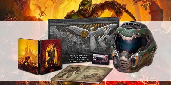 Коллекционное издание Doom Eternal