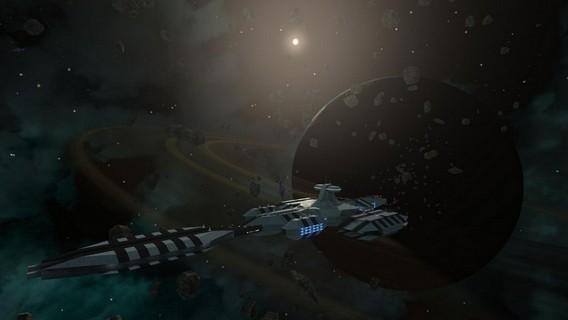 Корабль Avorion