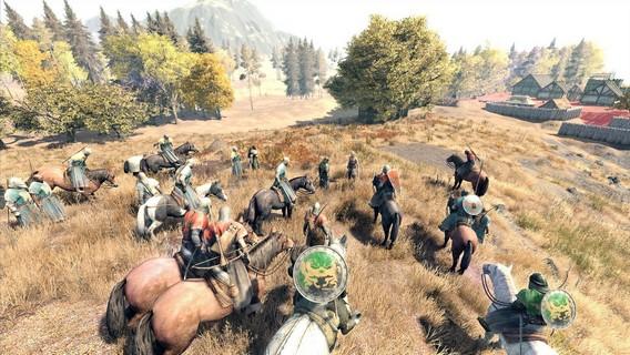 Life is Feudal MMO лошади