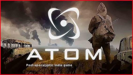Логотип ATOM RPG