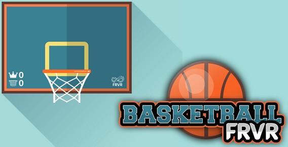 Логотип basketball FRVR