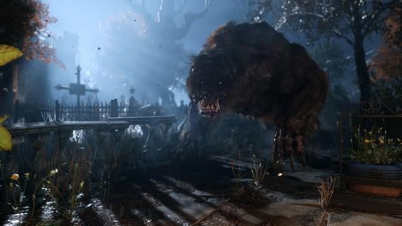 Metro Exodus Медведь мутант