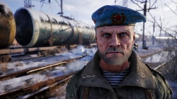 Metro Exodus Мельник
