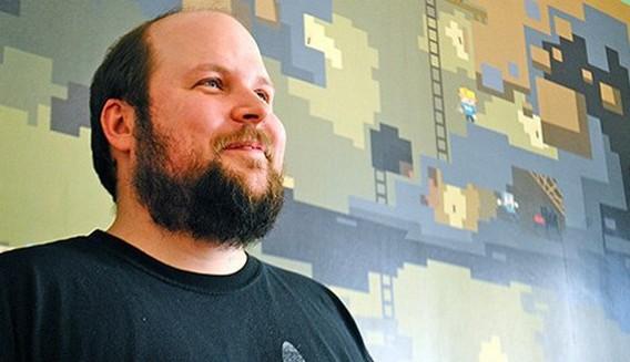 Minecraft Маркус Перссон
