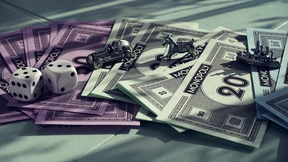 Монополия игра про деньги