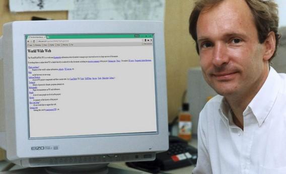 Первый сайт в интернете и его создатель