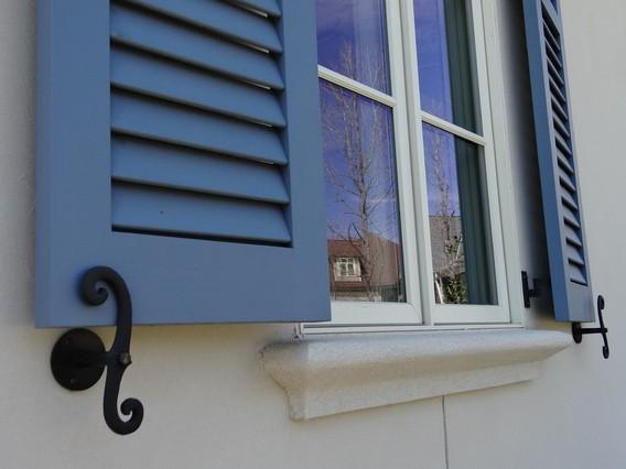 Пластиковые окна и ставни