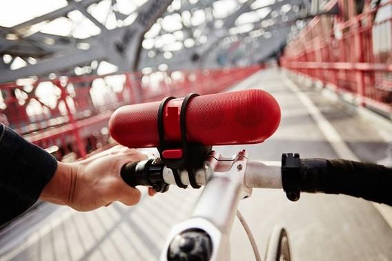 Портативные велоколонки