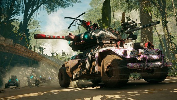 Rage 2 танк