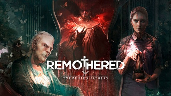 Remothered Tormented Fathers игра
