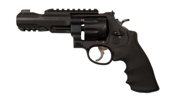 Револьвер R8 в реальности