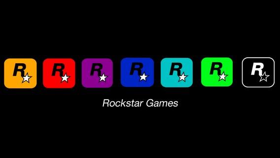 Rockstar Games логотипы студий