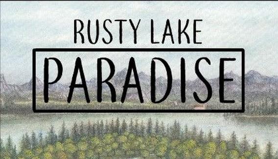 Rusty Lake Paradise логотип