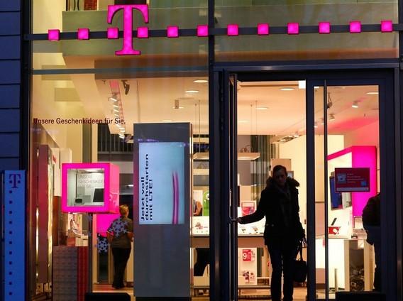 Салон Deutsche Telekom в Германии