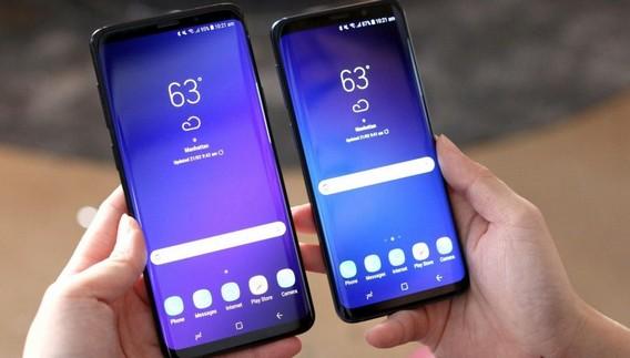 Samsung s10 s9