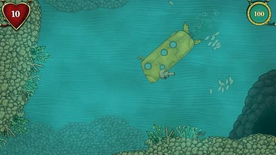 Симулятор подводной лодки We Need to Go Deeper
