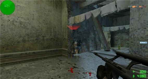 Steyr AUG Counter Strike