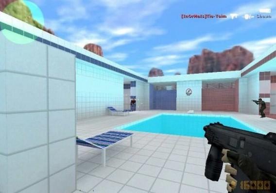 Steyr TMP Counter Strike