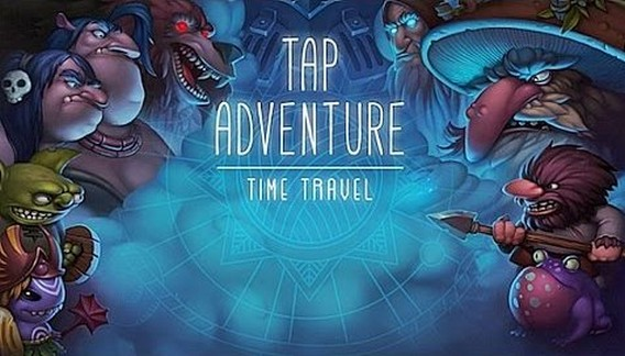Tap Adventure Time Travel игра