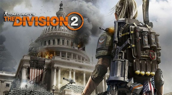 The Division 2 Белый дом