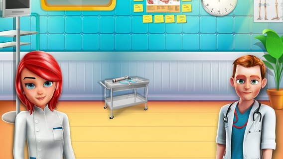 The Hospital игра 2018