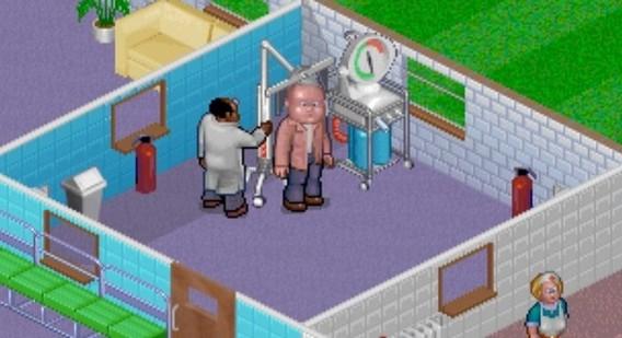 The Hospital игра