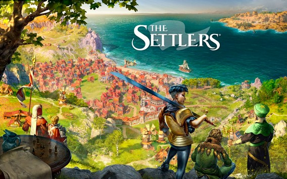 The Settlers 2020 Ubisoft арт к игре