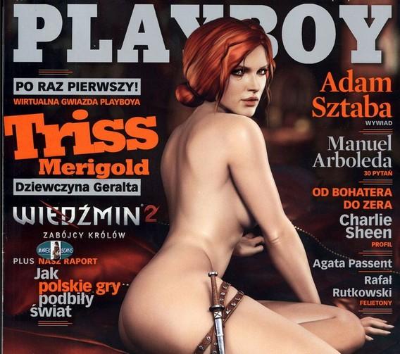 Трисс Меригольд playboy