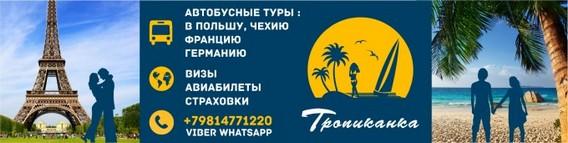 Тропиканка Калининград