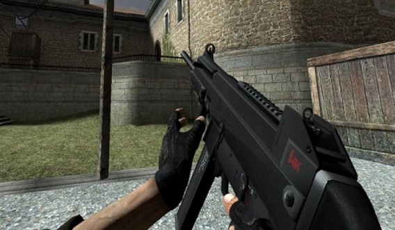 UMP Counter Strike
